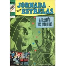 40301 Hiper 3 (1972) 1a Série Jornada nas Estrelas Editora Ebal