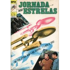40302 Hiper 4 (1972) 1a Série Jornada nas Estrelas Editora Ebal
