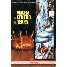 40899 Clássicos Juvenis em Quadrinhos 2 (1967) Editora O Livreiro