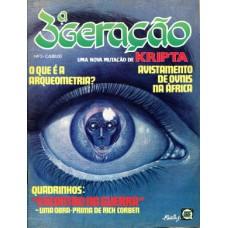 41154 3a Geração 3 (1981) Editora RGE