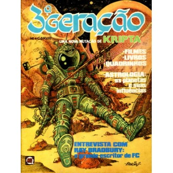 41155 3a Geração 4 (1981) Editora RGE