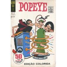 41266 Gibi Apresenta 17 (1966) Popeye Editora RGE