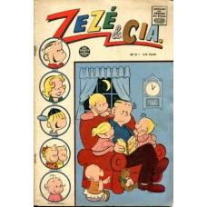 41411 Zezé & Cia 12 (1963) Editora RGE