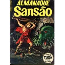 41417 Almanaque Sansão (1970) Editora O Cruzeiro