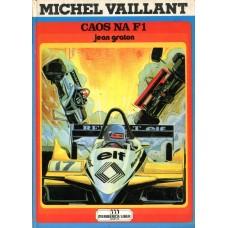 Michel Vaillant (1982) Caos na Fórmula 1