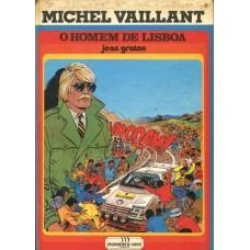 Michel Vaillant (1984) O Homem de Lisboa