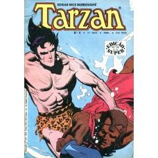 Tarzan Super T 6 (1980) 3a Série