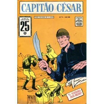 Capitão César 2 (1966)