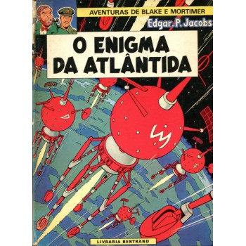O Enigma da Atlântida (1983)