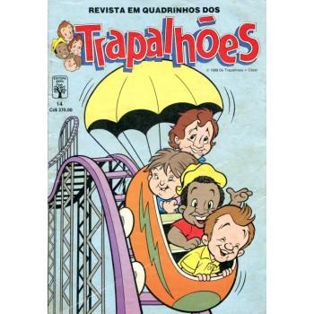 Trapalhões 14 (1989)