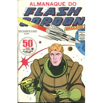 Almanaque do Flash Gordon (1966)