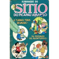 Almanaque do Sítio do Pica Pau Amarelo 7 (1979)