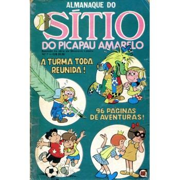 Almanaque do Sítio do Pica Pau Amarelo 7 (1979)