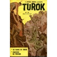 O Juvenil Mensal 22 (1980) Turok