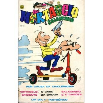 Mortadelo e Salaminho 4 (1974)