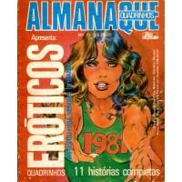Almanaque Quadrinhos Eróticos 1 (1981)