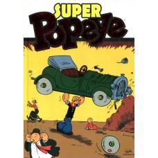 Super Popeye 1 (2015) Capa Dura