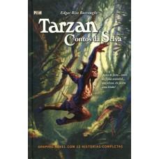 Tarzan Contos da Selva 1 (2015) Capa Dura