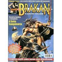 Brakan o Bárbaro Vingador 1 (2002)