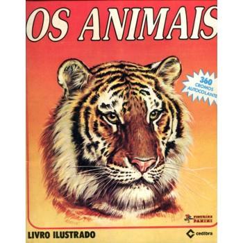 Os Animais (1984) Álbum de Figurinhas