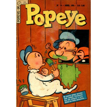Popeye 14 (1954)
