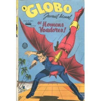 O Globo Juvenil Mensal 160 (1954)