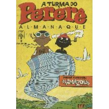 29609 Almanaque A Turma do Pererê 2 (1991) Editora Abril