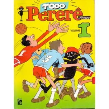 36497 Todo Pererê 1 (2002) Salamandra Editora