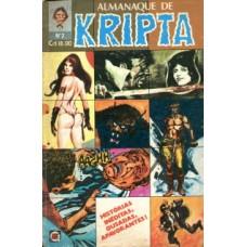 41160 Almanaque de Kripta 2 (1979) Editora RGE