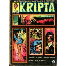 41306 Kripta 19 (1978) Editora RGE