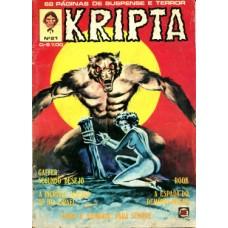41307 Kripta 21 (1978) Editora RGE