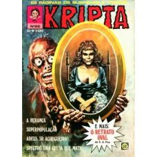 41308 Kripta 22 (1978) Editora RGE