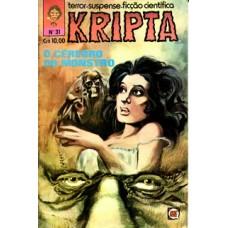41314 Kripta 31 (1979) Editora RGE