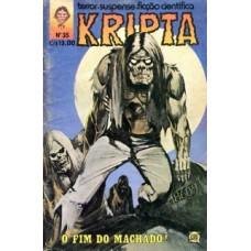 41316 Kripta 35 (1979) Editora RGE
