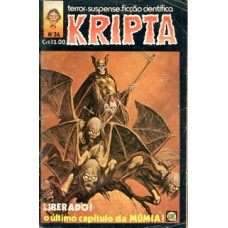 41317 Kripta 36 (1979) Editora RGE