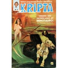 41318 Kripta 37 (1979) Editora RGE