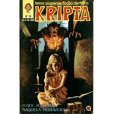 41319 Kripta 38 (1979) Editora RGE