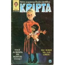 41320 Kripta 40 (1979) Editora RGE
