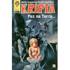 41322 Kripta 42 (1979) Editora RGE