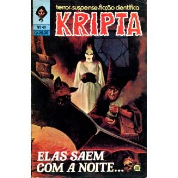 41328 Kripta 49 (1980) Editora RGE