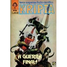41335 Kripta 56 (1981) Editora RGE