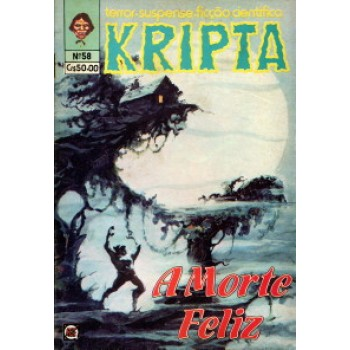 41337 Kripta 58 (1981) Editora RGE