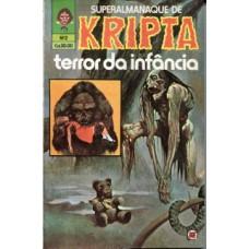 41402 Superalmanaque de Kripta 2 (1980) Editora RGE