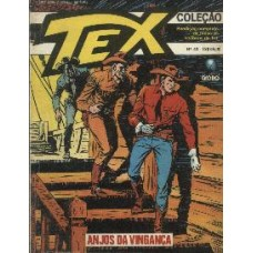 33100 Tex Coleção 40 (1990) Editora Globo