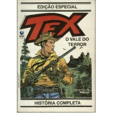 33138 Tex Especial O Vale do Terror (1996) Editora Globo