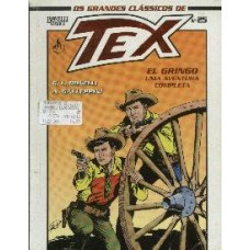 33183 Os Grandes Clássicos de Tex 25 (2010) Mythos Editora