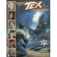 33212 Tex e Os Aventureiros 1 (2005) Mythos Editora