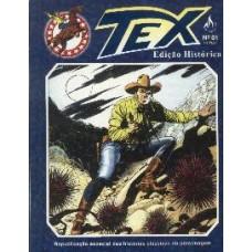 33255 Tex Edição Histórica 81 (2011) Mythos Editora