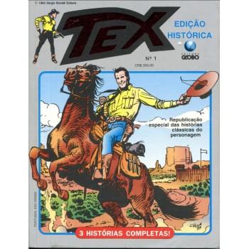 Tex Edição Histórica 1 (1993)
