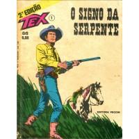 Tex 1 (1977) 2a Edição